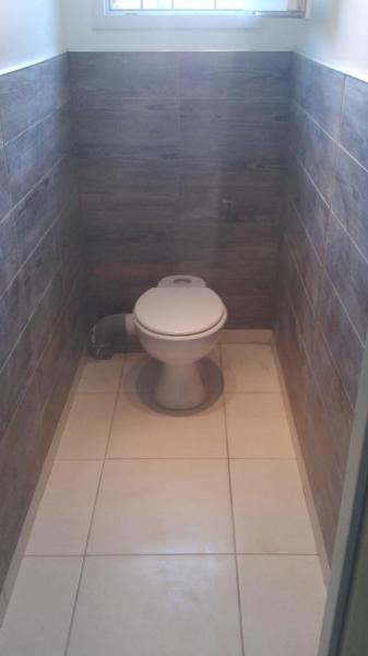 R novation wc pose carrelage au sol et faience - Renovation carrelage sol ...